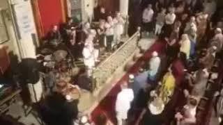 Büyükada sinagogunda Zafer Bayramı kutlaması...