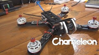 Chameleon quadcopter build: ultimate racing drone assembly!