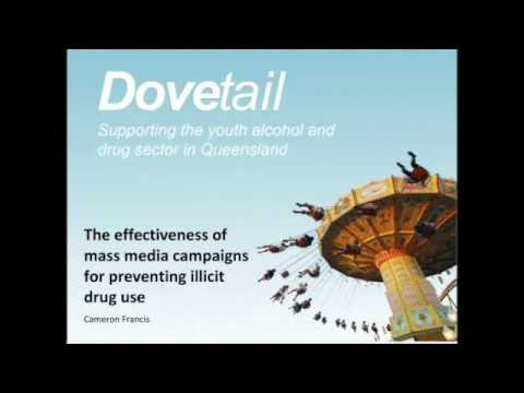 The effectiveness of mass media campaigns for preventing illicit drug use