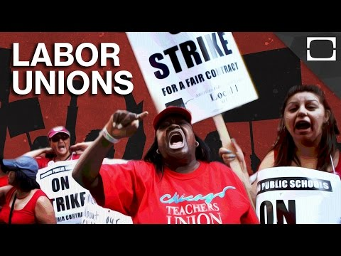Do Labor Unions Still Matter?