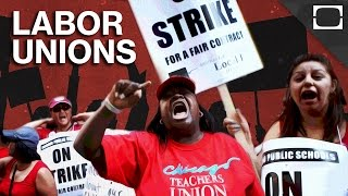 From youtube.com: Do Labor Unions Still Matter? {MID-257357}