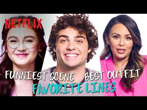 The Cast Of To All The Boys Say So Long, Farewell | Netflix