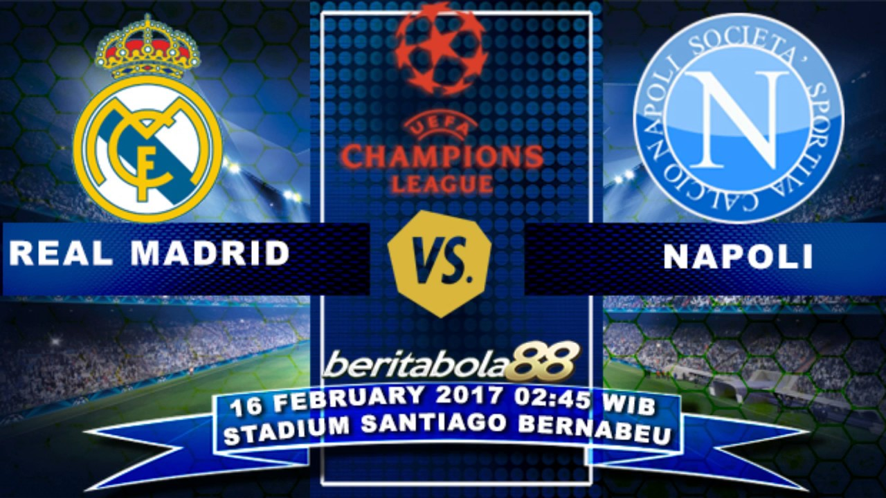 Real Madrid Napoli Live