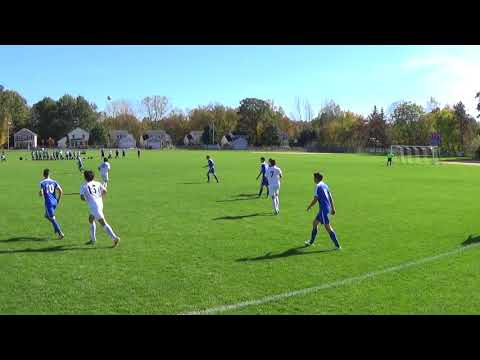 2017-10-21 LaSalle vs Saratoga Springs -  Class AA Sectional Game
