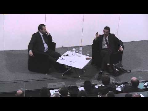 Economist Jim O'Neill in conversation with the FT's Andy Bounds