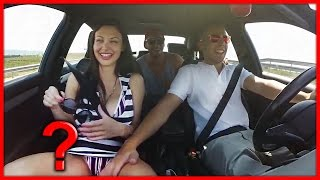 Car fun with men and women. Russia. Funny accidents and funny situations with the GIRLS(, 2016-06-05T13:01:03.000Z)
