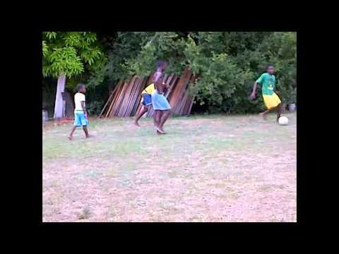 Young Footballer Peppa