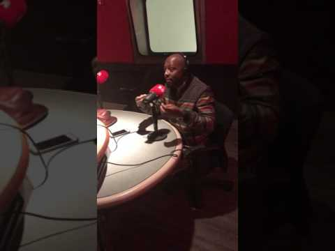 Wyclef Talks About The Origins Of The Fugee Camp