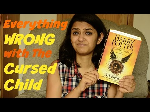 Everything WRONG with The Cursed Child | Book Review | SPOILERS | FandomNewbie