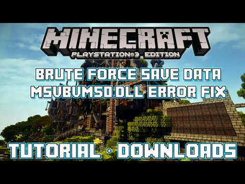Brute Force ps3 dll