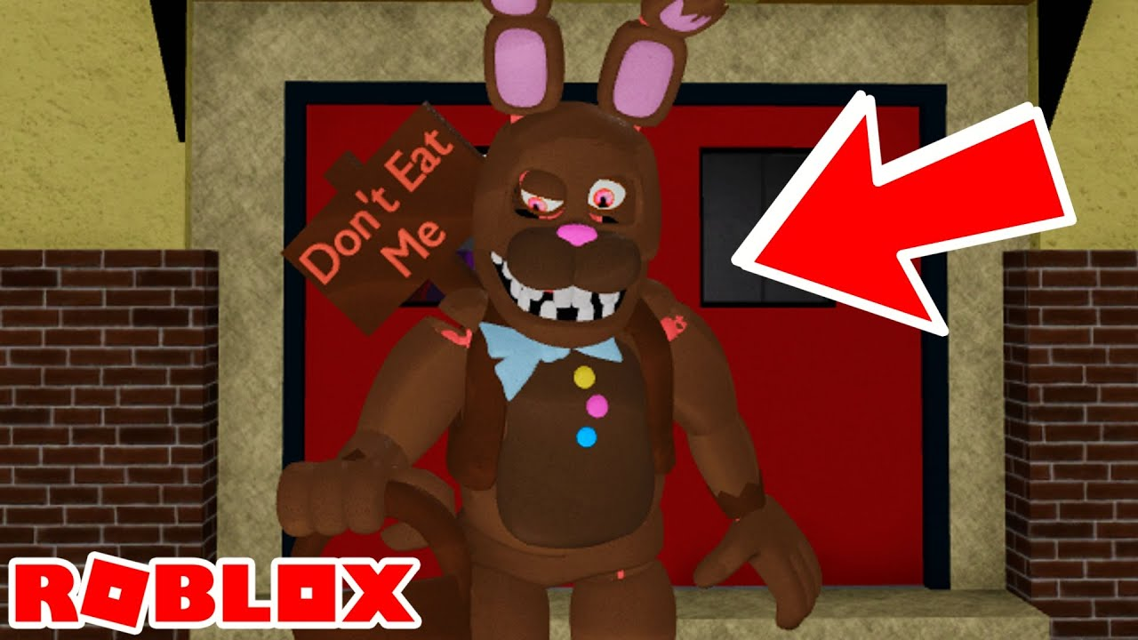 How To Get Easter Event Badge In Roblox Fredbear S Mega Roleplay