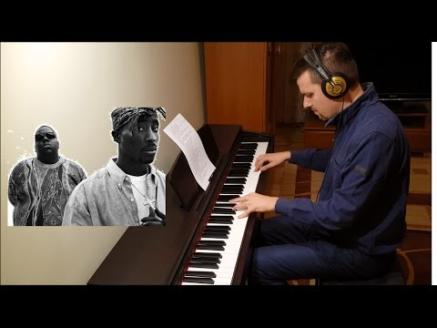 31 The Best Hip Hop/Rap Songs Piano Cover - YouTube