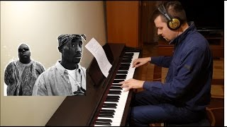 31 the best hip hop rap songs piano cover