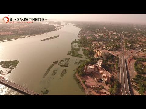 Ciel, mon drone ! Niger, Niamey la paisible