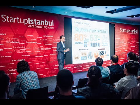Integer8 - Startup Istanbul