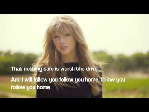 Treacherous- Taylor Swift Lyrics