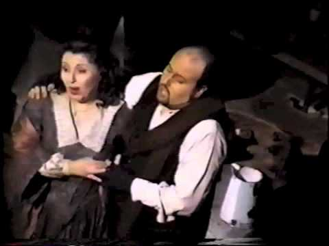 PUCCINI: La Boheme (part 1 of 2) Rico Saccani, conductor