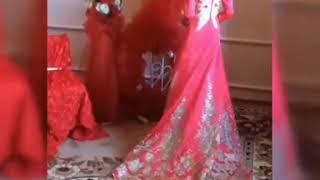Дунганская невеста!!! Свадьба Нацианальный костюм невесты