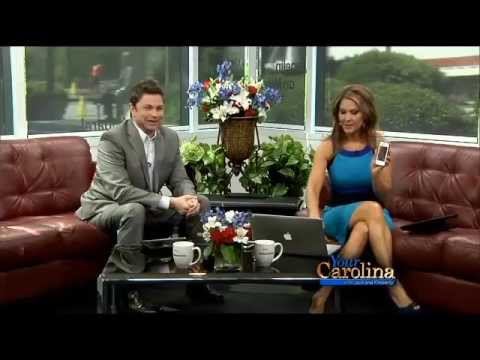JEFF ROPER 5-29-13 WSPA-TV Your Carolina
