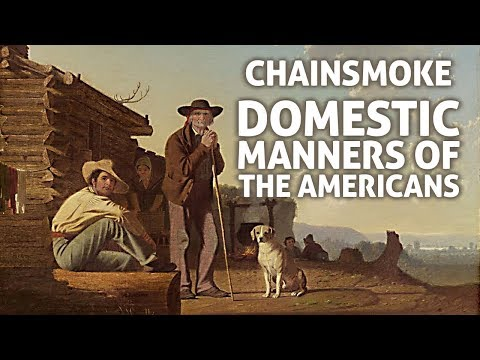 AMERICA PAST & PRESENT – Rambling Discussion – CHAINSMOKE SERIES