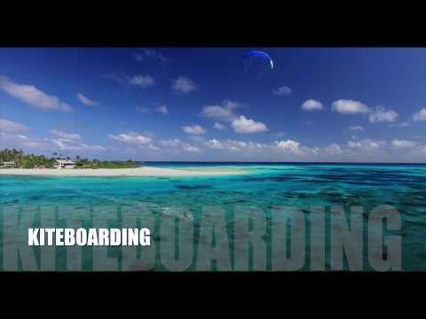 Kite surf resort Matafonua Ha'apai Tonga