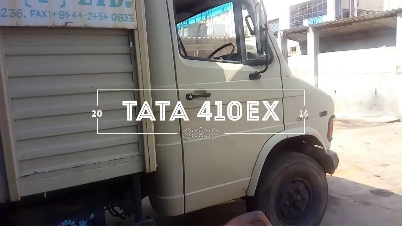 Tata 410 manual gear start-up