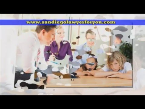 San Diego Divorce Lawyers - San Diego Family lawyers