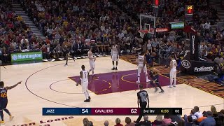 3rd Quarter, One Box Video: Cleveland Cavaliers vs. Utah Jazz