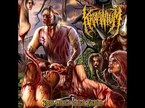 Kraanium - Slammed Kranial Remains (Lyrics)