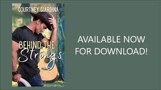 Behind the Strings Book Trailer - A Country Music Romance
