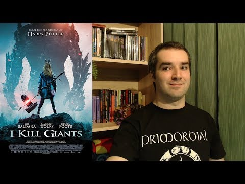 I Kill Giants (2017, Dir. Anders Walter) - Movie Review