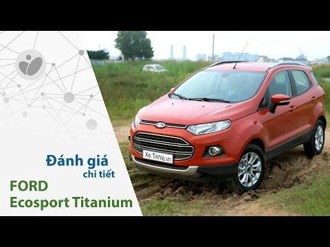 Đánh giá chi tiết Ford Ecosport Titanium