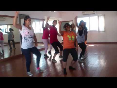 Veerey Di Wedding Choreography at Dancend