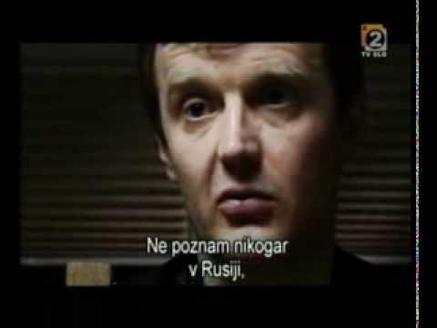 А.Литвиненко о взрывах жилых домов