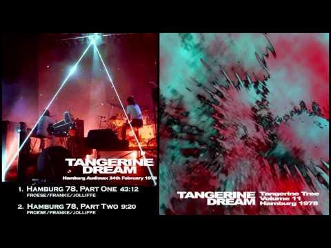 Tangerine Dream - Hamburg 1978