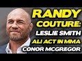 Randy Couture Conor McGregor Is Putting Butts In Seats Deserves Bigger Piece From UFC mp3