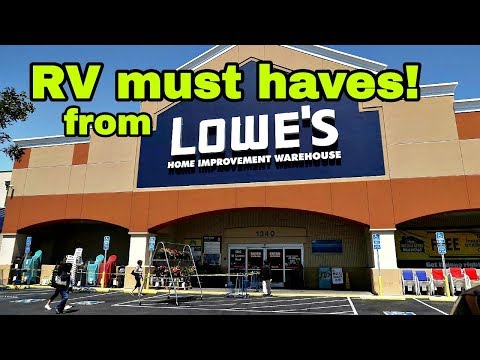 more-rv-must-haves-from-lowes!