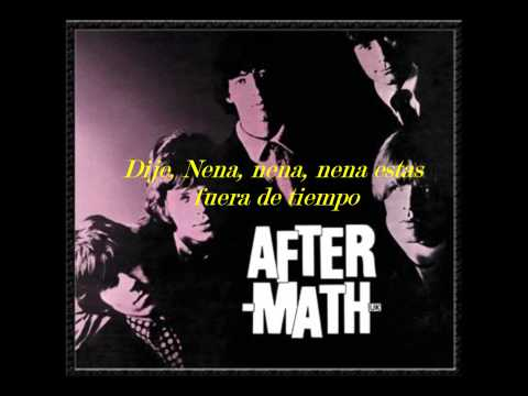 The Rolling Stones - Out of Time (Subtitulos en español)