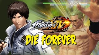die forever i love geese king of fighters 14 online ranked