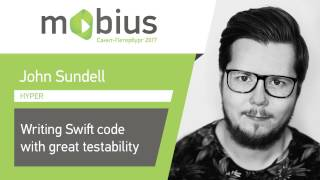 John Sundell — Writing Swift code with great testability