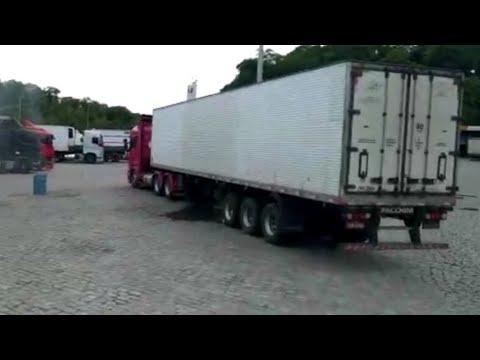 TROQUEI DE CAMINHÃO! muito estranho ver outro dirigindo o caminhão da gente né