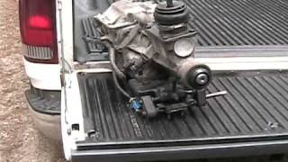 borg and warner t5 mustang transmission