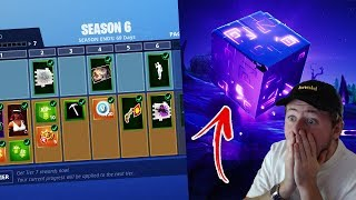 * SEASON 6 IS OUT ON FORTNITE * NEW BATTLE PASS & LOOT LAKE!! 🔥🔥-Fortnite Battle Royale in English