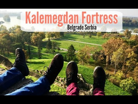 A Beautiful Day in Belgrade | Kalemegdan Fortress | Travel Vlog 2016