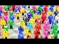 Power Rangers 2016 Ranger Keys Review Super Megaforce Gokaiger