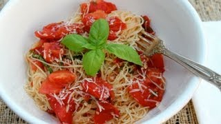 {dinner Recipe} No Cook Spaghetti Sauce By Cookingforbimbos.com