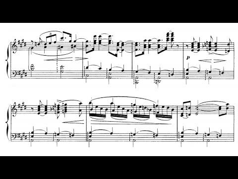 Albéric Magnard - Promenades Op. 7 (1893) [Christoph Keller]