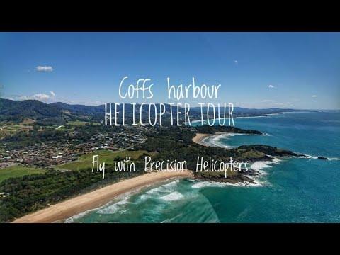 Coffs Harbour Helicopter Tour - Australia