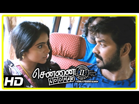 Chennai 600028 II Movie Climax | Jai and Sana unite | Premji