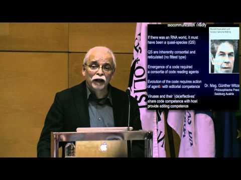 Luis P. Villarreal - Open Conference - CFCUL